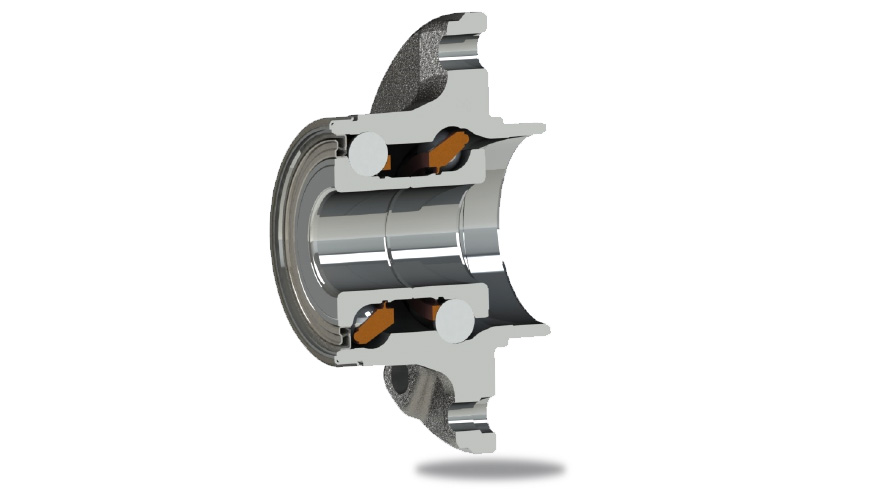 Wheel bearings : NTN SNR, different generations of wheel bearings
