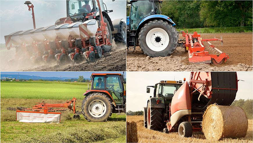 Bearings For Farm Equipment : Agricultural bearings high performance for the