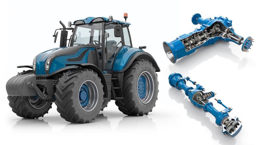 tracteur Подшипники SNR - Автоспутник Агро