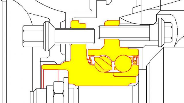 Wheel bearings : NTN SNR, different generations of wheel bearings