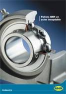 SNR Stainless steel bearing units