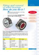 Driving Front Wheel Cartridge Bearing