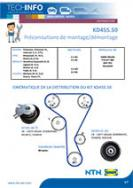 KD455.50: Assembly/Disassembly