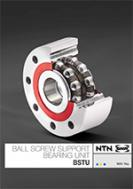 BSTU: Ball Screw Support - Bearing Unit