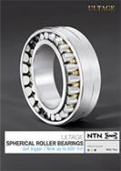 ULTAGE Spherical Roller Bearings - Large size