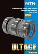 Sealed four row tapered roller bearings Ultage